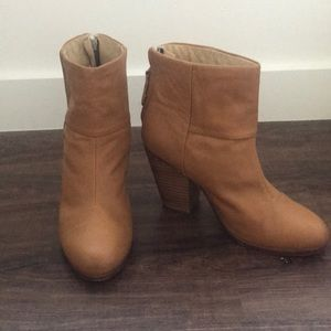 Rag & Bone Tan Newbury Boots